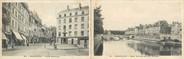 """25 Doub CPA PANORAMIQUE FRANCE 25 """"Besançon, place Bacchus"""""""
