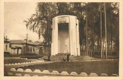 "CPA BÉNIN ""Ouidah, le monument aux morts""/ N° 96"