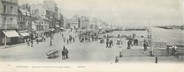 """50 Manche CPA PANORAMIQUE FRANCE 50 """"Cherbourg, panorama de l'avant Port et du quai Caligny"""""""