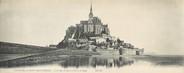 """50 Manche CPA PANORAMIQUE FRANCE 50 """"Panorama du Mont Saint Michel"""""""