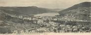 """88 Vosge CPA PANORAMIQUE FRANCE 88 """"Gerardmer, panorama de la ville et du Lac"""""""