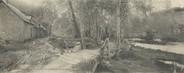 """29 Finistere CPA PANORAMIQUE FRANCE 29 """"Pont Aven, panorama de l'Aven au moulin du Plessis"""""""