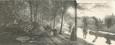 """CPA PANORAMIQUE FRANCE 29 """"Pont Aven, l'entrée du bois d'Amour"""""""