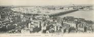 "33 Gironde CPA PANORAMIQUE FRANCE 33 ""Bordeaux, la rade"""