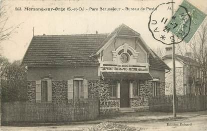 """CPA FRANCE 91 """"Morsang sur Orge, bureau de Poste"""""""