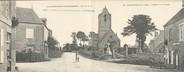 """50 Manche CPA PANORAMIQUE FRANCE 50 """"Saint Jean de la Hèze, l'église et le village"""""""