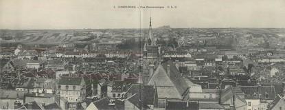 "CPA PANORAMIQUE FRANCE 60 ""Compiègne, vue panoramique"""