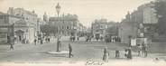 """31 Haute Garonne CPA PANORAMIQUE FRANCE 31 """"Toulouse, la place Roguet et le faubourg Saint Cyprien"""""""