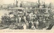 """59 Nord CPA FRANCE 59 """"Dunkerque, torpilleur dans le port et tout son équipage"""""""