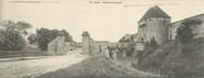 """14 Calvado CPA PANORAMIQUE FRANCE 14 """"Caen, l'entrée du château"""""""