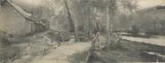 """29 Finistere CPA PANORAMIQUE FRANCE 29 """"Pont Aven, panorama de l'Aven au moulin du Plessis """""""