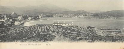 "CPA PANORAMIQUE FRANCE 66 ""Panorama de Banyuls sur Mer"""