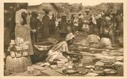 """Afrique CPA BÉNIN """"Savalou, scène du marché"""" / N° 125"""