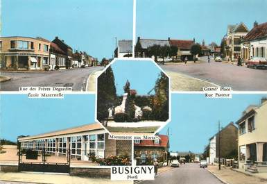 """CPSM FRANCE 59 """"Busigny"""""""