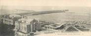 """62 Pa De Calai CPA PANORAMIQUE FRANCE 62 """"Boulogne sur Mer, le casino, la plage et les jetées"""""""