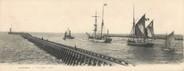 """59 Nord CPA PANORAMIQUE FRANCE 59 """"Dunkerque, vue des jetées"""""""