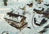 """74 Haute Savoie CPSM FRANCE 74 """"La Cluzaz, hôtel la Montagne"""""""