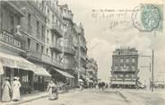 """76 Seine Maritime CPA FRANCE 76 """"Le Tréport, quai François 1er"""""""