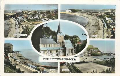 """CPSM FRANCE 76 """"Veulettes sur Mer"""""""