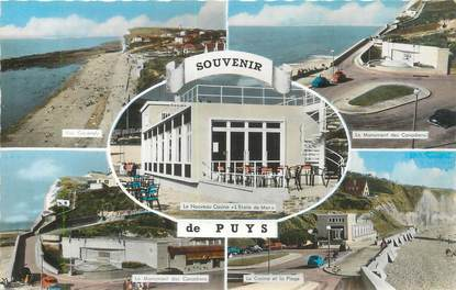 """CPSM FRANCE 76 """"Puys"""""""