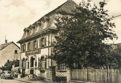 """CPSM FRANCE 68 """"Metzeral, hôtel restaurant à la Vigne"""""""