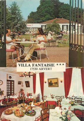 """CPSM FRANCE 17 """"Arvert, villa Fantaisie"""""""