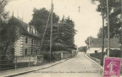 "CPA FRANCE 37 ""Saint Avertin"""