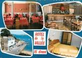 """35 Ille Et Vilaine CPSM FRANCE 35 """"Dinard, hôtel de la Vallée"""""""