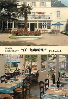 """CPSM FRANCE 35 """"Paramé, hôtel restaurant le Manoir"""""""