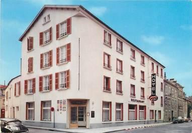 """CPSM FRANCE 52 """"Bournonne Les Bains, hôtel Jeanne d'Arc"""""""