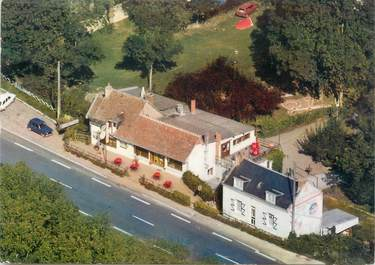 """CPSM FRANCE 37 """"Vouvray, Relais Ardenne"""" / RESTAURANT / CAMPING"""