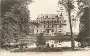 """60 Oise CPA FRANCE 60 """"Nanteuil le Haudoin, château de Droizelles"""""""