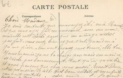 Cpa france 60 la chapelle en serval ch teau 60 oise for Liste communes oise