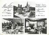 """24 Dordogne CPSM FRANCE 24 """"Sarlat, hôtel restaurant Le Beauséjour"""""""