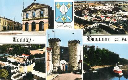 """CPSM FRANCE 17 """" Tonnay Boutonne """""""