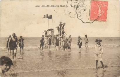"""CPA FRANCE 17 """" Chatelaillon """""""