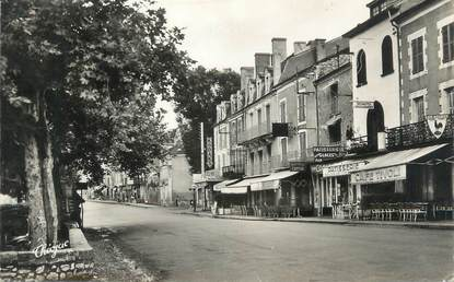 """CPSM FRANCE 46 """" Souillac, route nationale """""""