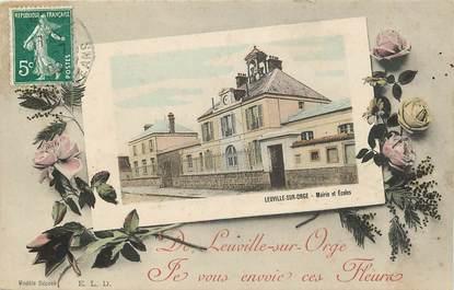 """CPA FRANCE 91 """"Leuville sur Orge"""""""