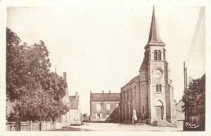 """CPA FRANCE 21 """" Saulon la Chapelle, l'église """""""