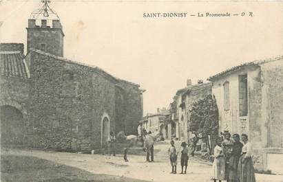 "CPA FRANCE 30 "" Saint Dionisy """