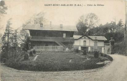 """CPA FRANCE 28 """" Saint Rémy sur Avre """""""