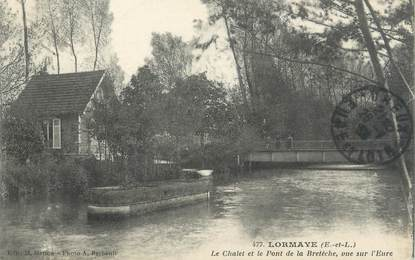 """CPA FRANCE 28 """" Lormaye """""""