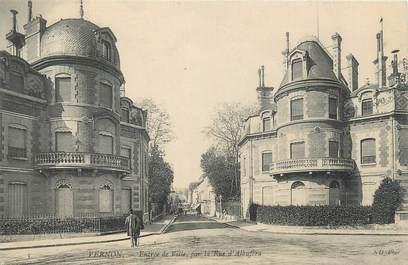 "CPA FRANCE 27 "" Vernon, rue d'Albuféra """