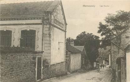 """CPA FRANCE 71 """"Mercurey, les Ecoles"""""""