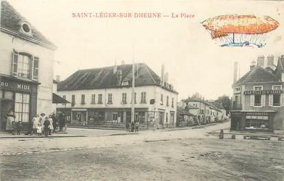 """CPA FRANCE 71 """"Saint Léger sur Dheune"""""""