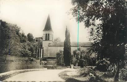 """CPSM FRANCE 46 """" Cénevières, église """""""