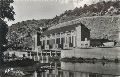 """CPSM FRANCE 46 """" Luzech, la centrale électrique """""""