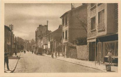 "CPA FRANCE 78 ""Porchefontaine, rue Coste"""