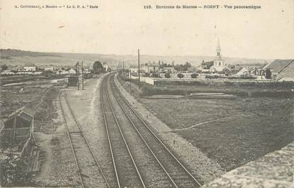 """CPA FRANCE 78 """"Rosny, vue panoramique"""""""