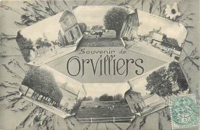 "CPA FRANCE 78 ""Orvilliers"""